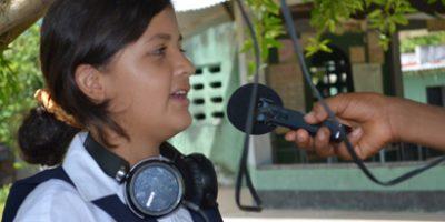 Formación en radio a instituciones educativas de Boyacá